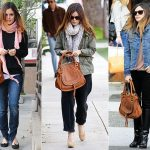 Girly Fashion of Hollywood Celebrities