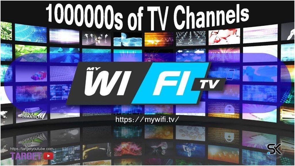 My wifi Tv, Mywifi Tv