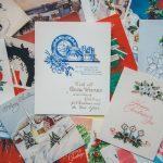 How Christmas Cards Were the Original Social Media