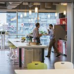 Have You Heard? Office Pantry Can Boost Productivity