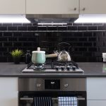 Perfect guide for selecting kitchen splash black tiles