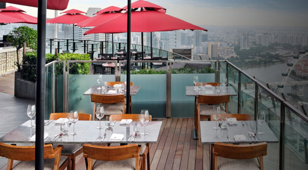 Best Places To Have Dinner With A View In Singapore