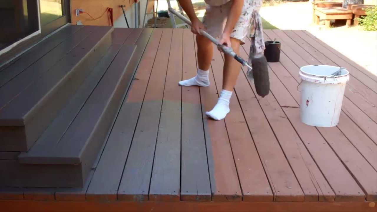 The Best Deck Paint Ideas and challenges in 20   Pitty Things