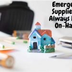 3 Categories Of Emergency Supplies To Always Keep On-Hand