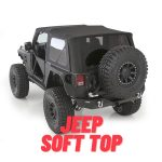 How to Properly Store Your Jeep Soft Top