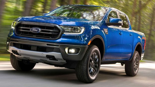 Why the Ford Ranger is Australia's Top Compact Pickup Truck