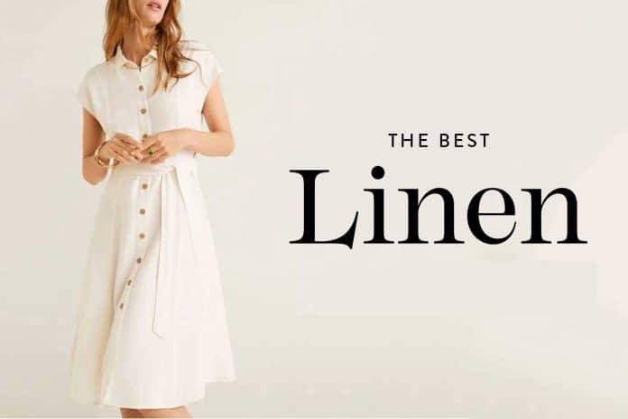 best-linen-dresses online